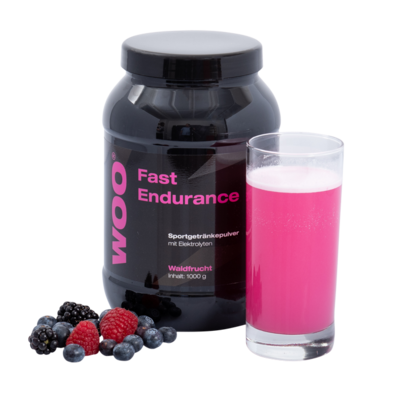 Fast Endurance 1000g Dose Waldfrucht