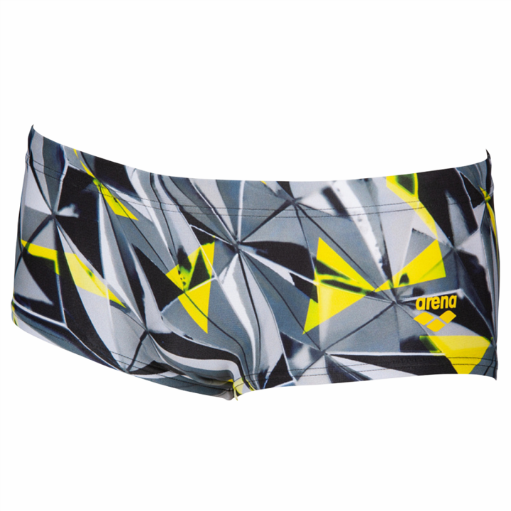 Badehose ARENA ONE 3D SHATTERED LOW WAIST SHORT